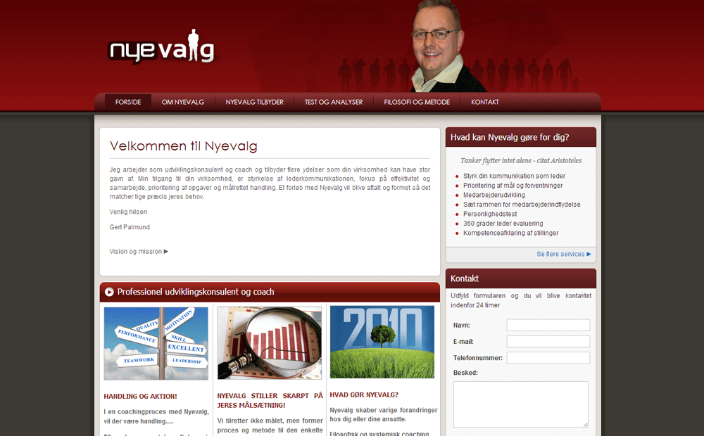 nyevalg website image 1