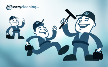 EazyCleaning mascot