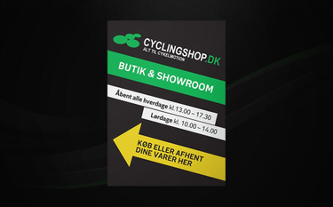 CyclingShop poster