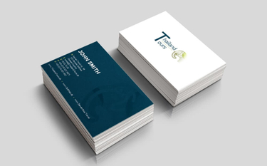 Thailand Tours business card